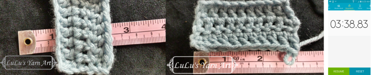 Double Crochet Collage