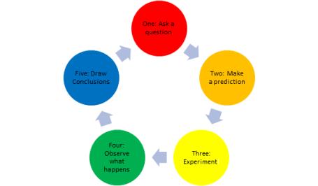 Scientific Method Graph