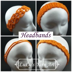 Headband Group Collage