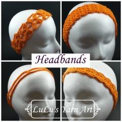 Headband Group Collage