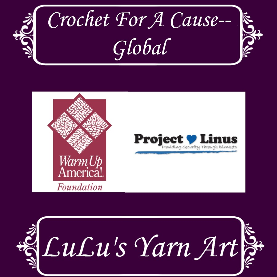 Crochet for a Cause–Global