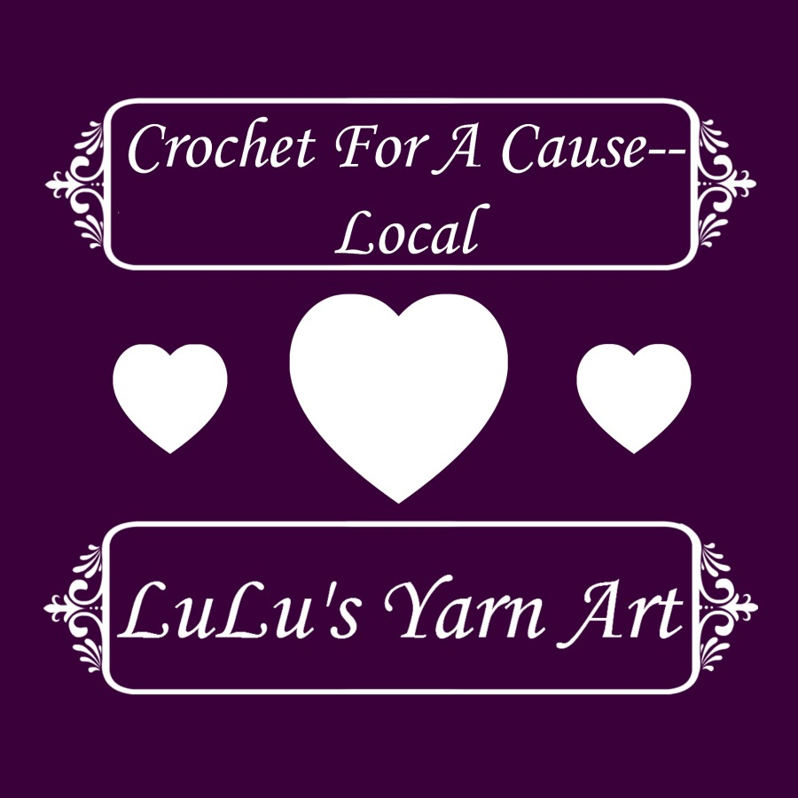 Crochet for a Cause–Local